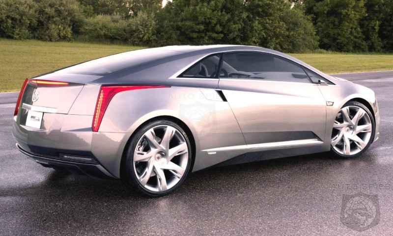Shortest Run EVER? At Current Sales Rate Cadillac ELR ALREADY Has Over 1 Year Inventory On Dealer Lots