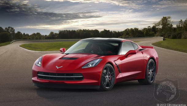 2014 ZR-1 Corvette Could Have Over 700 HP