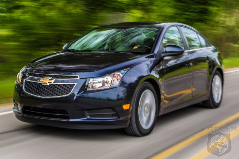 BREAKING: GM Stops Sale Of 2013 And 2014 Cruze Sedans Over Defective Airbags
