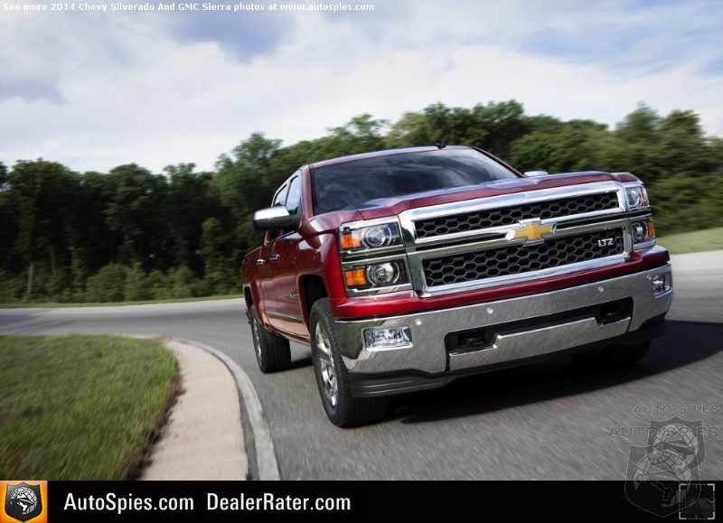 Why? Silverado, And Sierra Recalled Nine Times In Last Year, But Still Sell Like Hotcakes