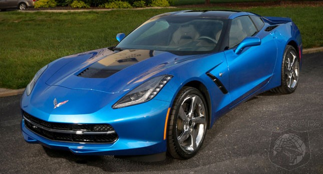 Chevrolet Says 2015 Corvette Will Get 29 Miles Per Gallon On The Highway