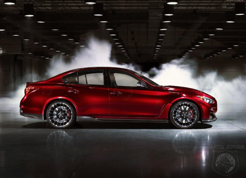 CEO Gives Go Ahead To Infiniti's Eau Rouge Program -  Will A 560 HP Luxury Sedan Be All It Takes To Save The Brand?
