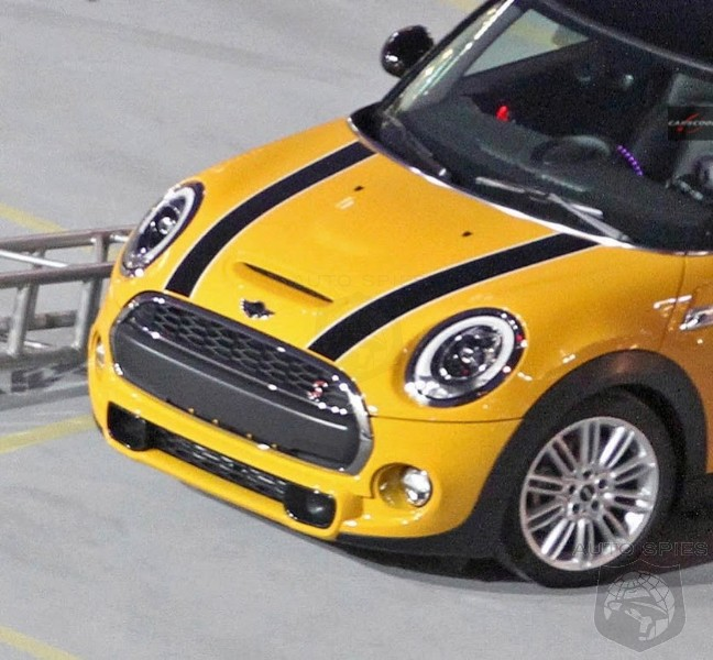 STUD OR DUD?: 2014 Mini Cooper S Caught In The Nude