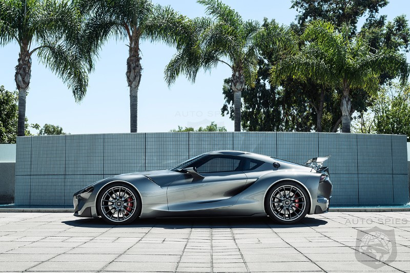 Toyota s Upcoming Supra To Feature German Like Complexity With Turbocharged Hybrid Powerplant