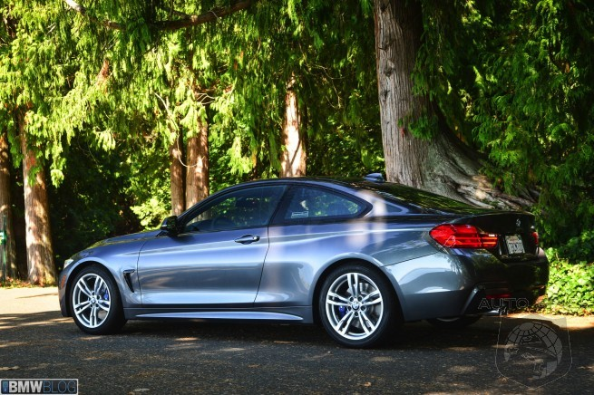 Delightful Or Disappointment 2014 Bmw 428i M Sport Gets Run Through