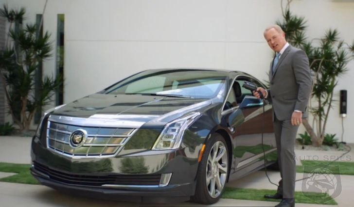 The List You NEVER Want To Be On: Cadillac ELR Ranked As Most Unloved Car In The Country
