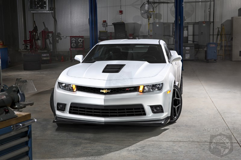 A Steal Of a Deal? - 2014 Chevrolet Z28 To Start At Only $75,000