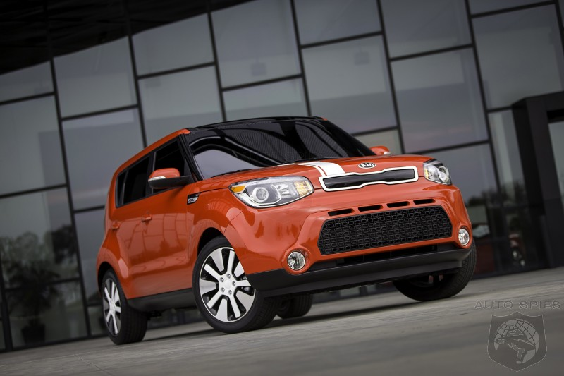 NEW YORK AUTO SHOW: Kia Moving Upmarket With Redesigned Soul