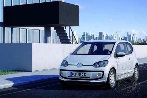 Volkswagen to Bring 235 MPG Up! To Market In Two Years