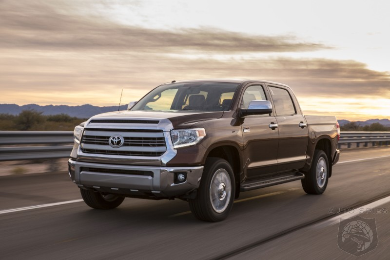 CHICAGO AUTO SHOW: Toyota Unveils 2014 Tundra - Are You As Disappointed As We Are?