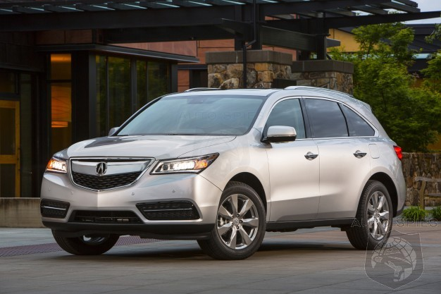 Consumer Reports Sums Up The 2014 MDX As Unremarkable And Anonymous -Shouldn't You Expect More For $50k?