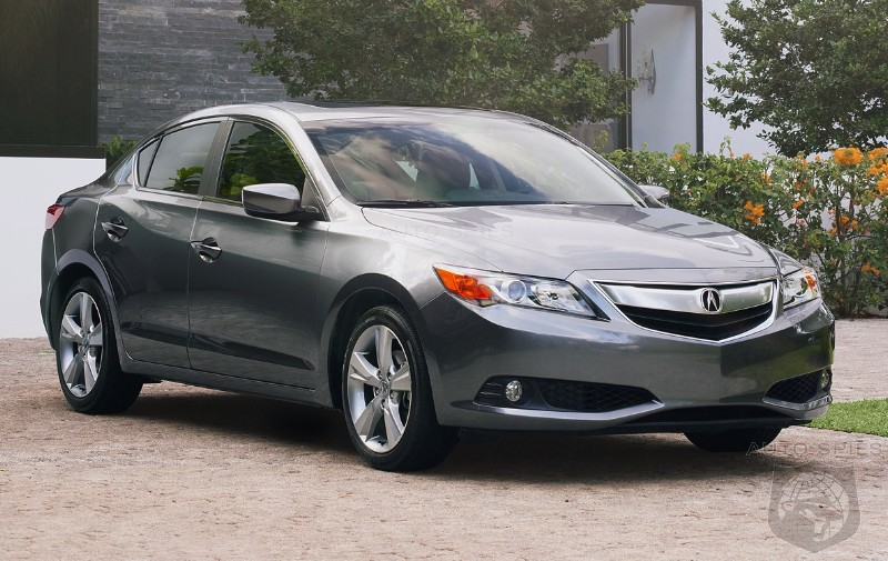 Acura Confirms It Has Discontinued The ILX Hybrid For 2015