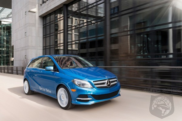 Mercedes-Benz Decides It Will Not Chase MINI or Other Subcompact Brands