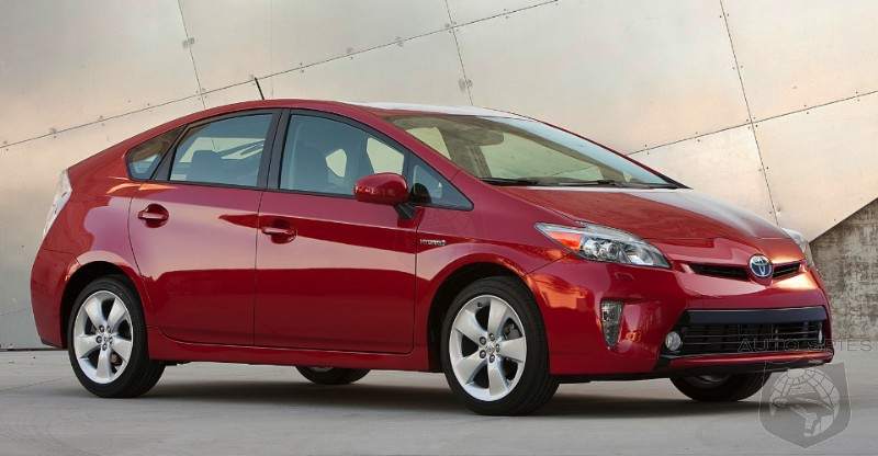 Ford Ready To Put Prius In It's Place With New Dedicated Hybrid