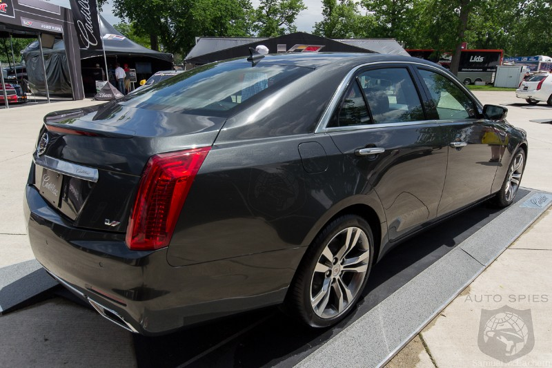Hoodwinked? Cadillac Buyers Are Forking Over German Premium Pricing For CTS