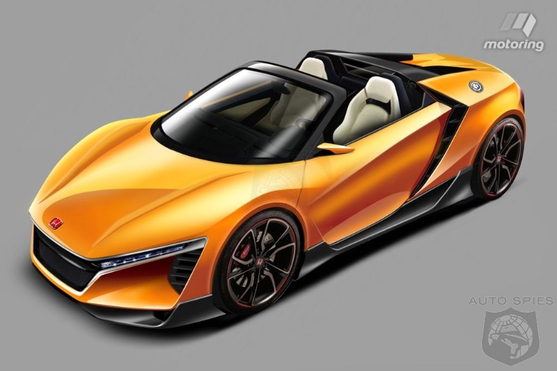 Baby NSX To Debut In Next Few Months What Will It Take For You To Place Your Order NOW