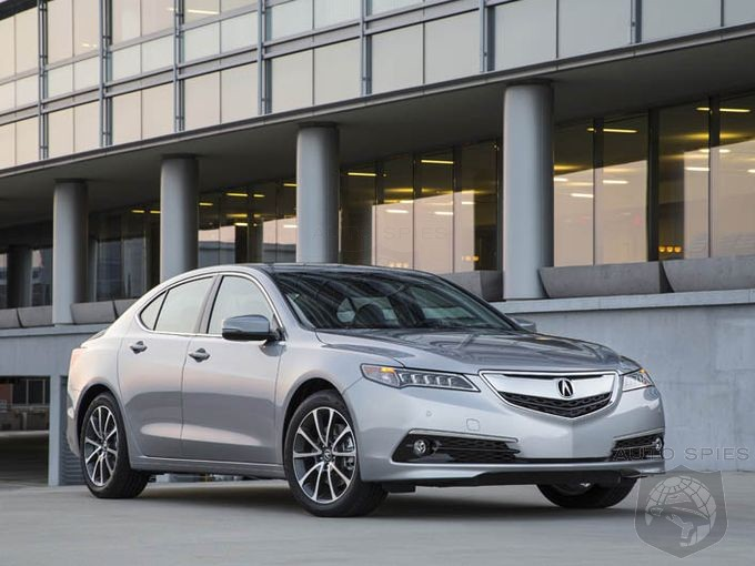 Detroit Free Press Claims The TLX SH AWD Is The Game Changer Acura Needs Do You Agree