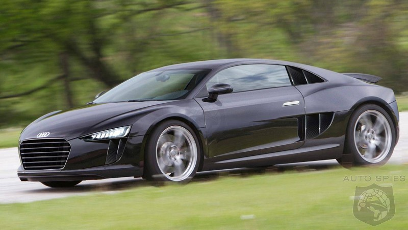 Next Gen Audi R8 May Use Lamborghini Asterion Hybrid Technology