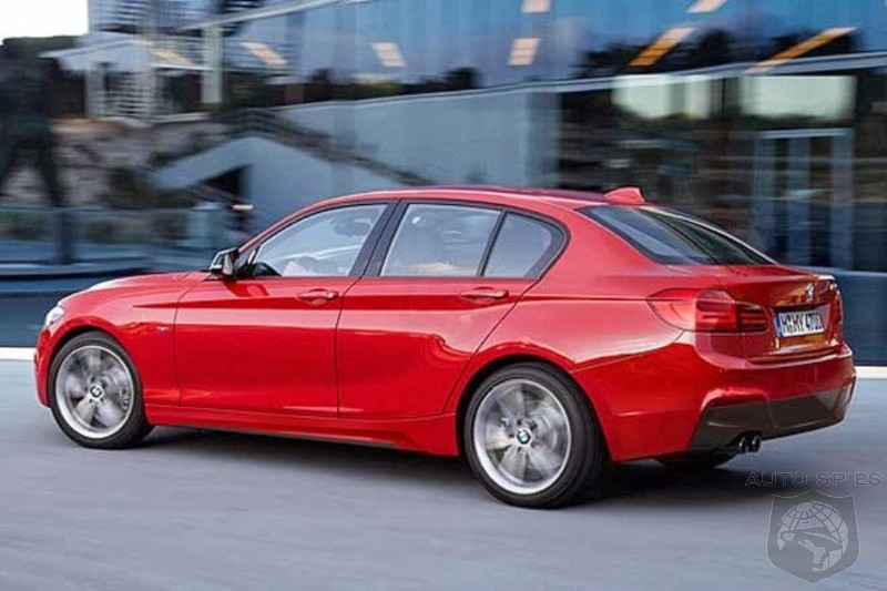 BMW Green Lights FWD 1 Series For US Market