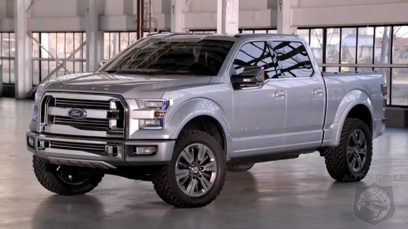 Insurance Companies Expect Aluminum Body On F-150 To Raise Premiums By 10%
