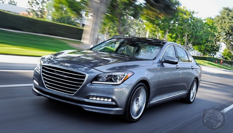 Hyundai Says They See No Issues Selling Luxury Next To Economy Cars - Who Else Can Pull That Off?