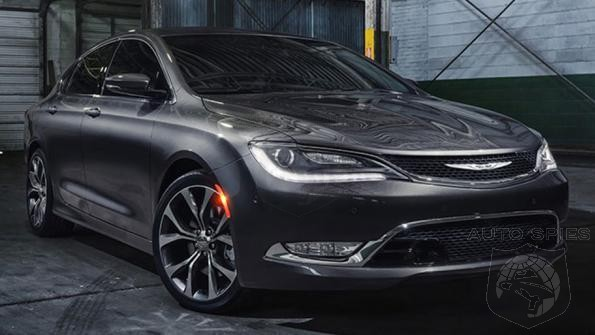 Chrysler Hopes To Hold Ground With New 200 - We Say They Should Gain On The Competition