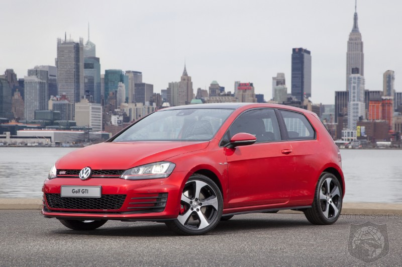Volkswagen Making The Golf A Jack Of All Trades In Effort To Boost Sales