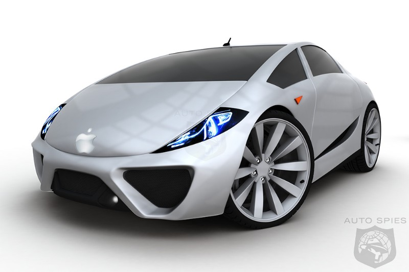 The Disruptor Apple Is Spending More Money On Auto R D Than The Top 14 Automakers Combined
