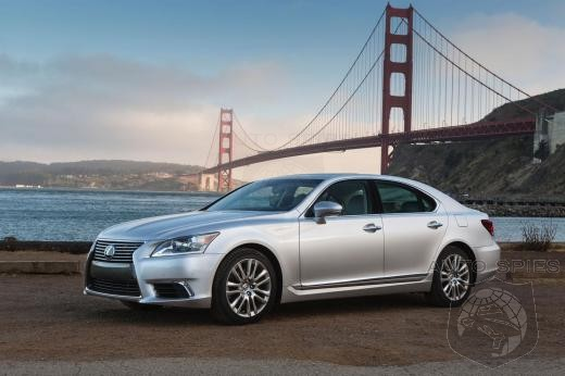 Lexus Introduces The 2015 LS Are They Keeping Up With The German Trifecta