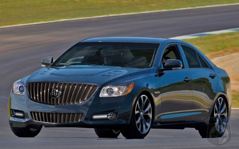Buick To Slash Regal Gs Price By 3300 In 2016 Autospies Auto News