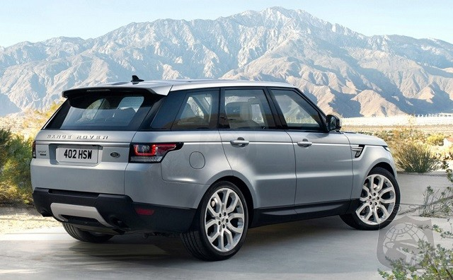 2016 Range Rover Sport Fails Braking Performance Test In SUV Shootout