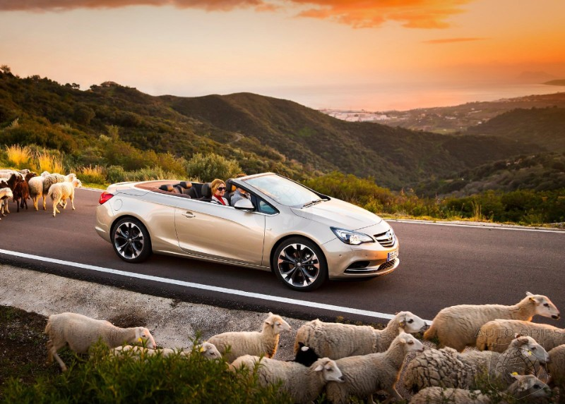 RUMOR MILL: GM Rebranding Opel Cascada As A Buick?