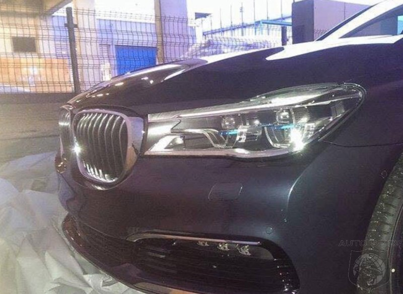 Happy New Year Killer Leak Of The First Naked Photos Of The 2016 Bmw 7 Series Naias