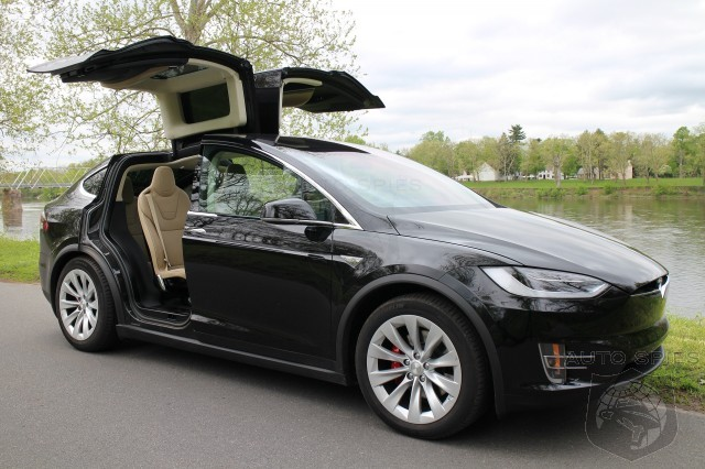 Tesla To Up Date Model X Gull Wing Door Software To Avoid
