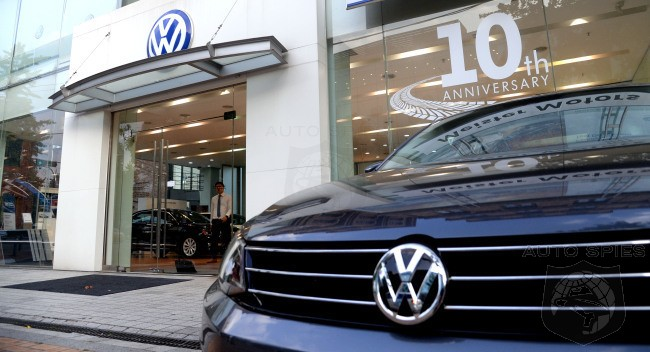 South Korea Cripples Volkswagen - Bans Sale Of Almost Every Model