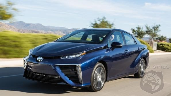 What Person In Their Right Mind Is Going To Buy A 60K Toyota Mirai As A Daily Driver