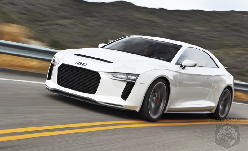 It Had To Hen Someday Next Gen Tt Rs Will No Longer Have A Manual Transmission Option