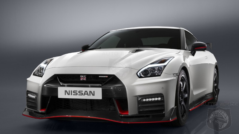 Crackpipe Pricing Nissan Demanding An Eye Popping 175K For The 2017 GT R Nismo