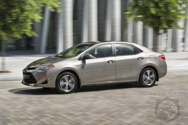 Toyota Ignores Ford And Doubles Down On Development Of A New Corolla Autospies Auto News
