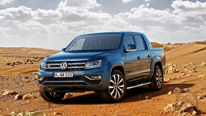 Brilliant Or Bonehead? Volkswagen Appears To Be Ready To Return To The US Pickup Segment