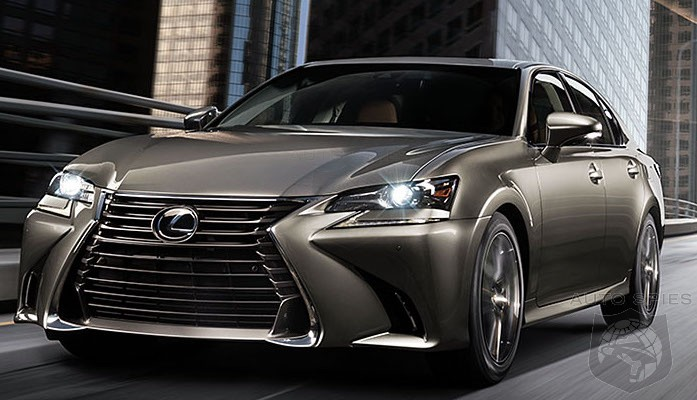 Rumor Mill: Lexus GS May Be On The Chopping Block Leaving Even More Room In The Segment For The 5-Series