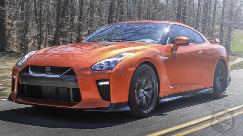 Nyias Nissan Gives Gt R More Bite For 2017 And Loads Of