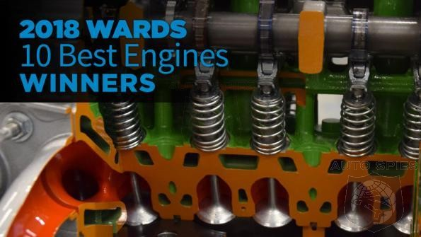 Wait What Germans Get SHUTOUT Of 2018 Wards 10 Best Engines Awards