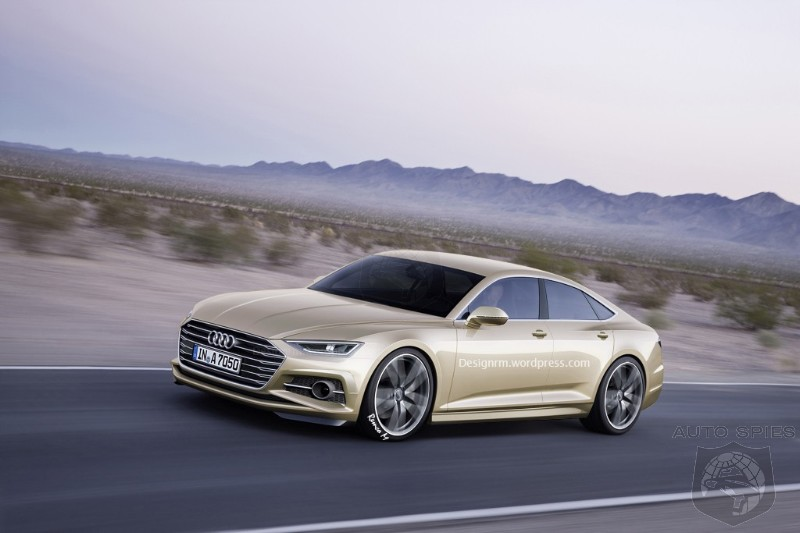 If The 2018 Audi A7 Looked Like THIS, Would You Have The Check Book Ready?