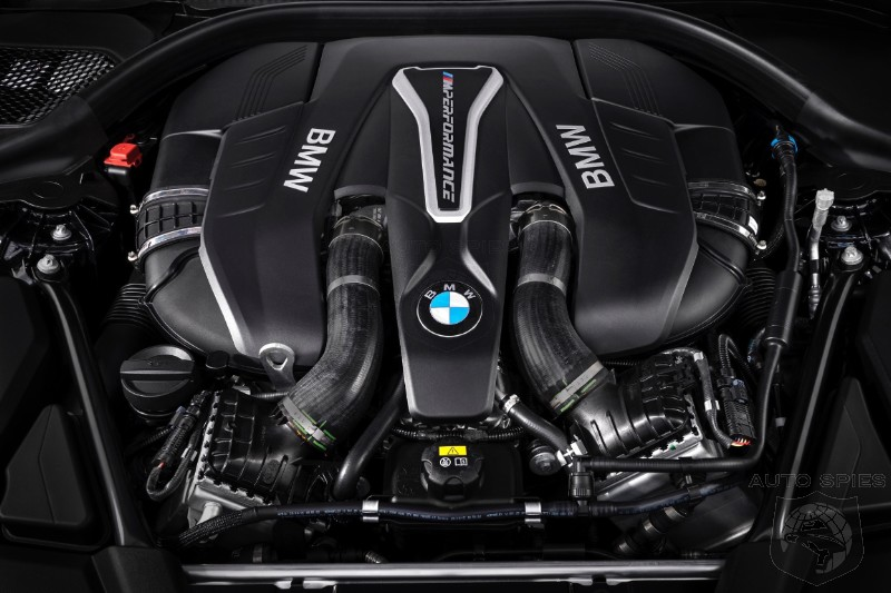 CEO Says BMW Isn't Turning It's Back On Internal Combustion Engine Power Like Audi Has