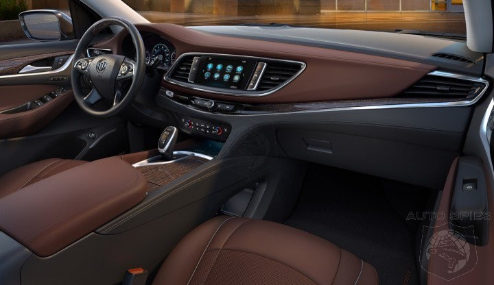 Who Knew? Buick Having A Hard Time Keeping Up With Demand For Upscale Avenir Brand