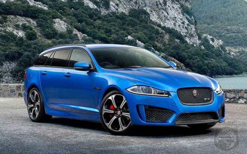 2018 jaguar wagon. exellent 2018 jaguaru0027s sexy xf sportbrake coming to us  would you ever choose a wagon  over suv intended 2018 jaguar wagon