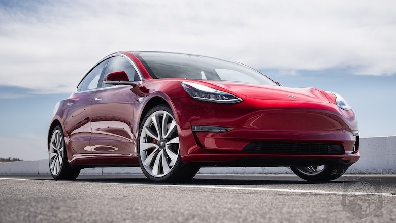 No Real Tesla Model 3 Competition Until At 2020? Why Did The Industry Fall So Far Behind?
