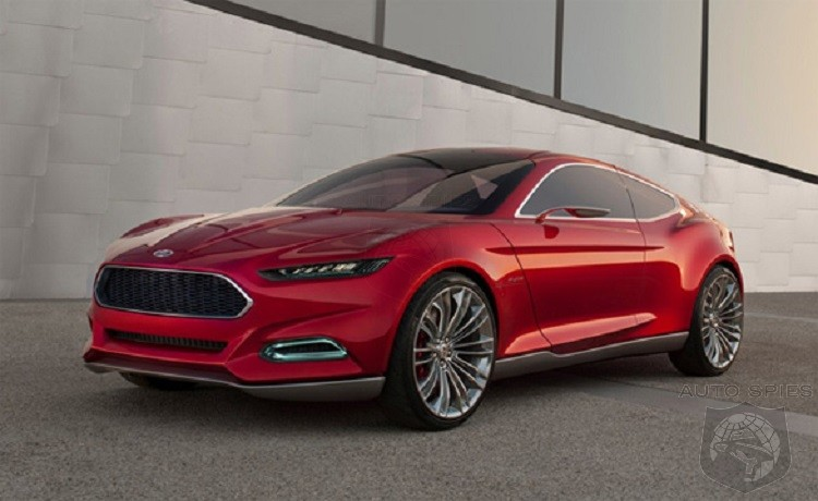 Ford Cancels 2020 Fusion Redesign Future In Doubt Autospies Auto