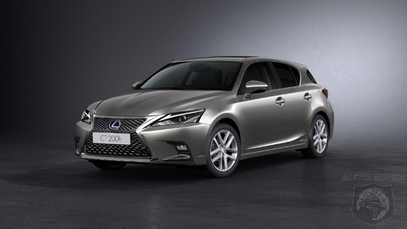 Next Gen Lexus CT To Target Tesla's Model 3 - What Should They Do Differently To Ensure Success?